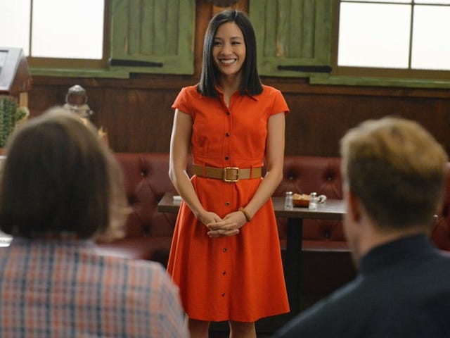 Constance Wu wants you to put down the phone