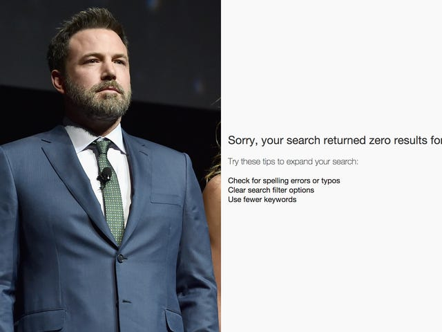 Ben Affleck's New Girlfriend's Name Is Shookus