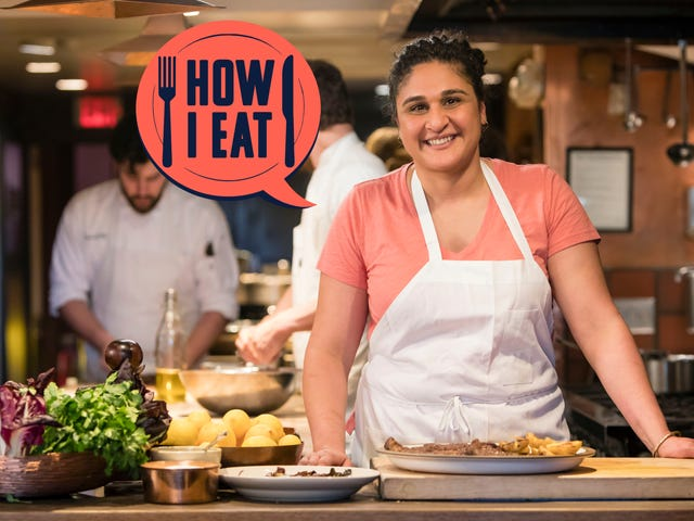 I'm Samin Nosrat, Host and Executive Producer of 'Salt Fat Acid Heat,' and This Is How I Eat
