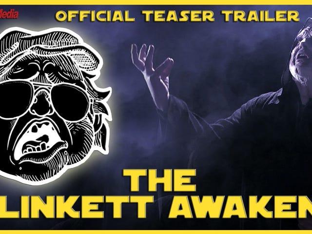 Herra Plinkett Awakens - Tähtien sota -arvostelujen paluu