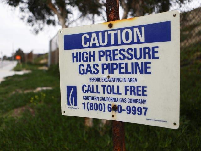 प्राकृतिक गैस एक बुरा निवेश है