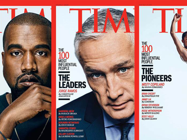 The 18 Best Humblebrags In Time's 100 Most Influential People Issue
