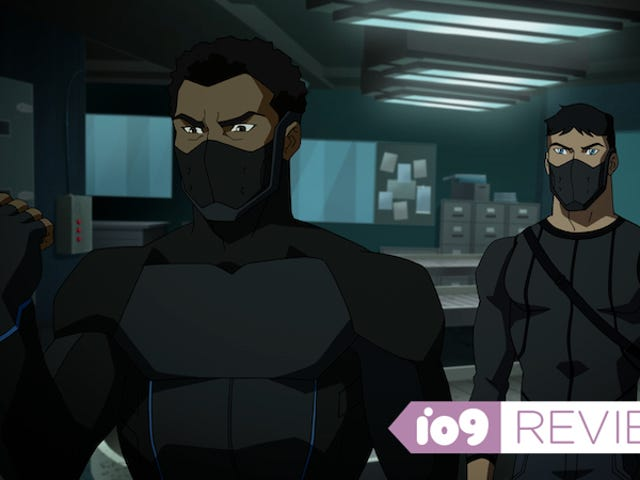 Young Justice: Outsiders Is a Return to Form for the Animated Series