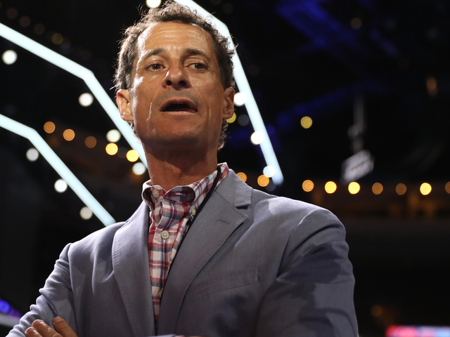 Anthony Weiner, You Big Fucking Dick