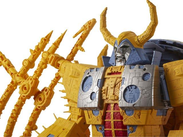 Ikke gi opp Transformers planet eater ennå