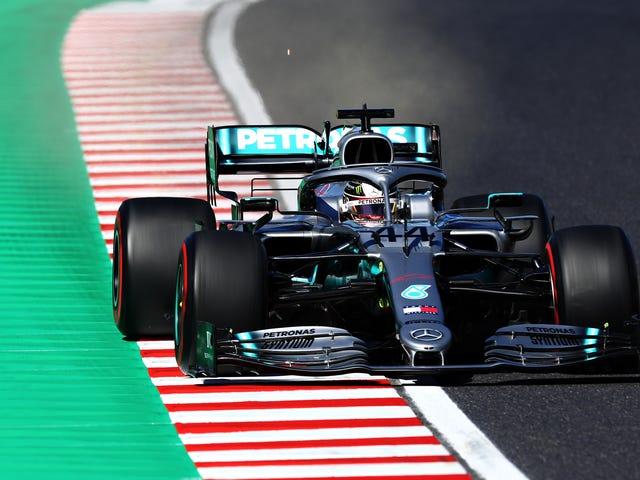 Narito Kung Paano Ma-Clinch ni Lewis Hamilton Ang Formula One Driver Championship This Weekend