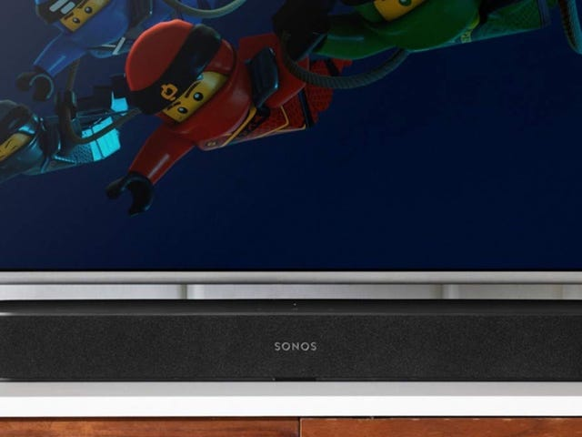 Sonos' Beam and Sub Black Friday Deals Are Back For An Encore