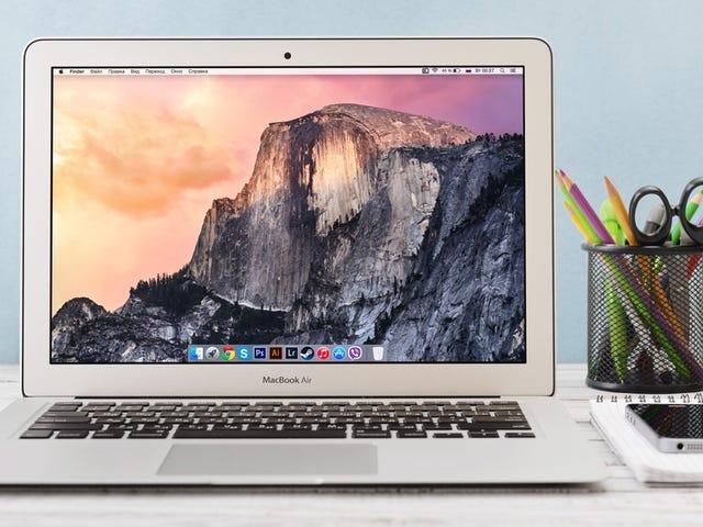 ถ้าเป็น Mac แล้วคุณจะเห็นว่ามันใช้งานได้จริง