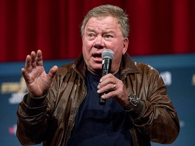 William Shatner Boldly Goes Into Promoting Cryptocurrency Mining