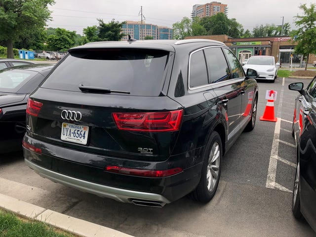 The Audi Q7 Is Everything Wrong With America