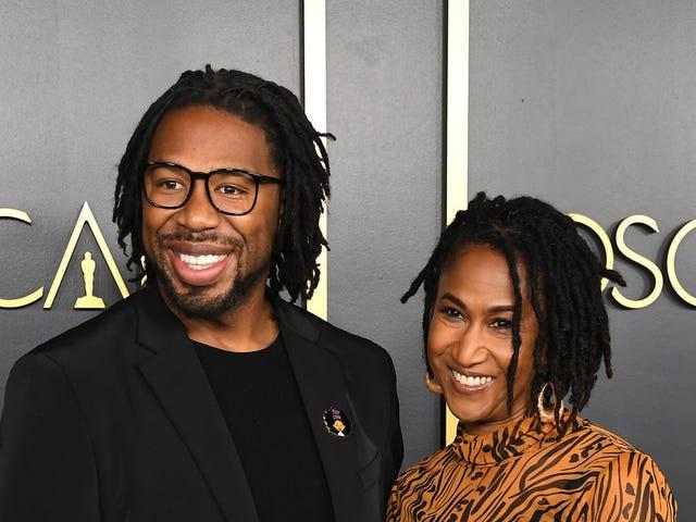 From Kickstarter to Kickin' It At the Oscars: Matthew A. Cherry and Karen Rupert Toliver Talk Hair Love