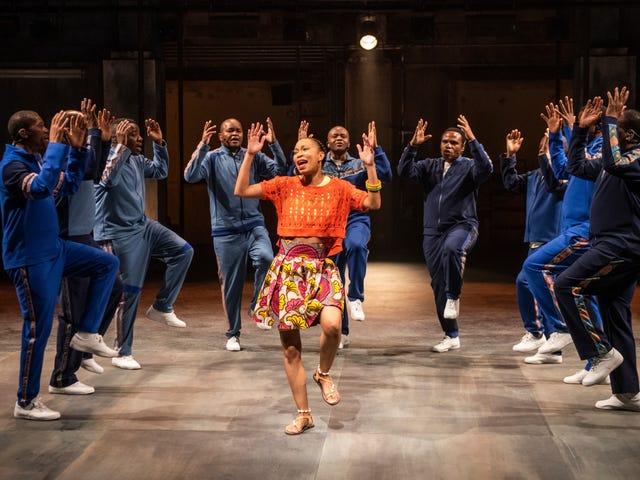 Amor, pérdida y vida para contar el cuento: Lindiwe es una celebración de una canción envuelta en una historia familiar