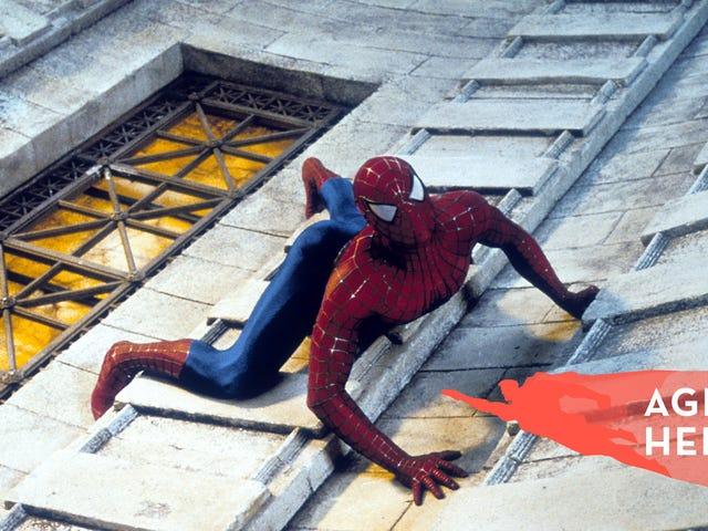 Sam Raimi's bright, funSpider-Mandoubled as avalentine to a post-9/11 New York
