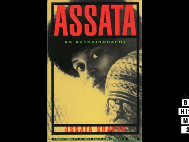 28 Days of Literary Blackness With VSB | Day 15: Assata: An Autobiography by Assata Shakur
