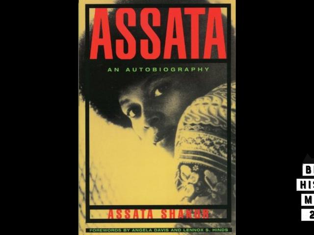 28 jours de noirceur littéraire avec VSB |  Jour 15: <i>Assata: An Autobiography</i> d&#39;Assata Shakur