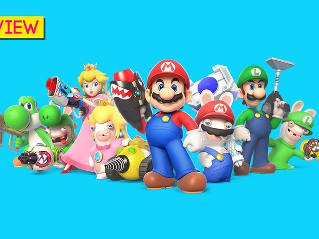 Mario + Rabbids Kingdom Battle: The Kotaku Review