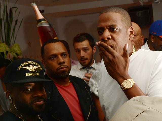 Bryan Michael Cox Claims Jay-Z Told Jermaine Dupri to Turn Down a Similar NFL Deal