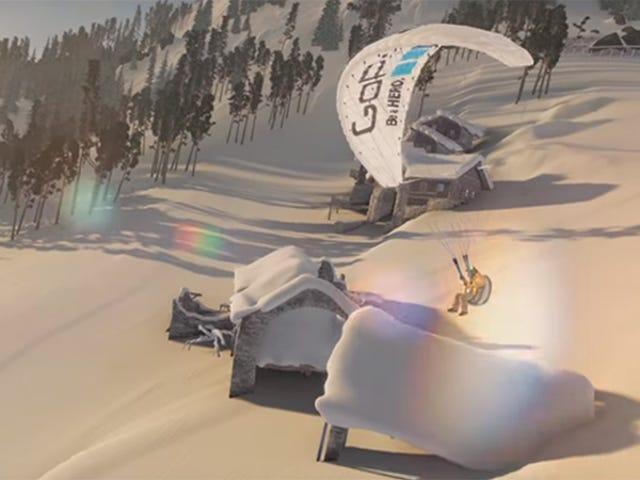 Steep Is Ubisoft's Open World Alpine Sports Game
