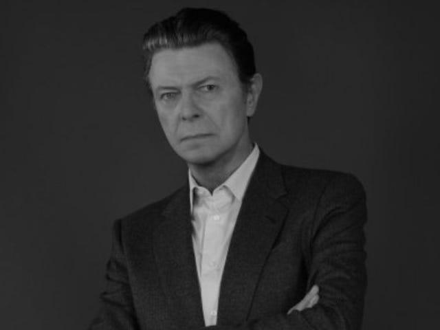 David Bowie går noir med den berusande Blackstar