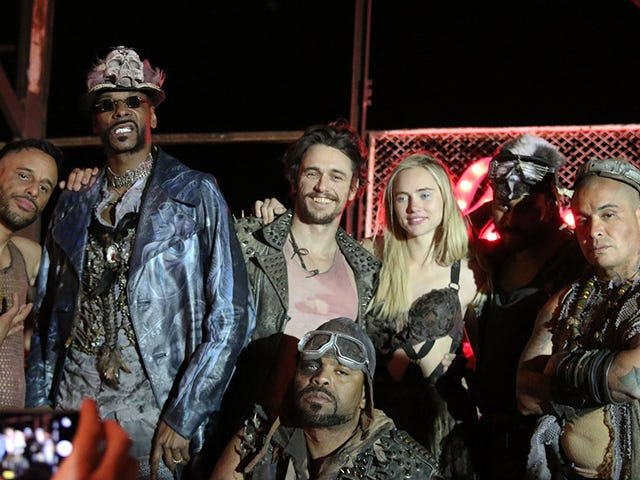 How Did James Franco Convince So Many Celebrities to Be in His Terrible-Looking New Scifi Movie? [UPDATE]