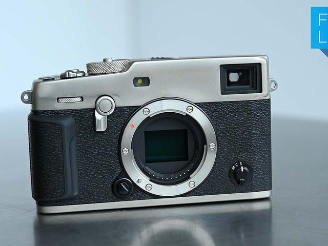 Der Fujifilm X-Pro3 ist ein Liebesbrief an die Straßenfotografie