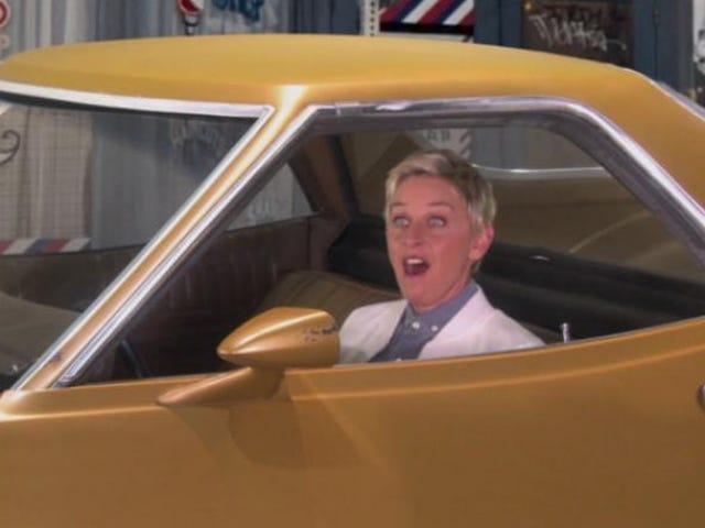 ดู Ellen DeGeneres และเวอร์ชั่น Wanda Sykes 'ของน้ำมะนาวของBeyoncé