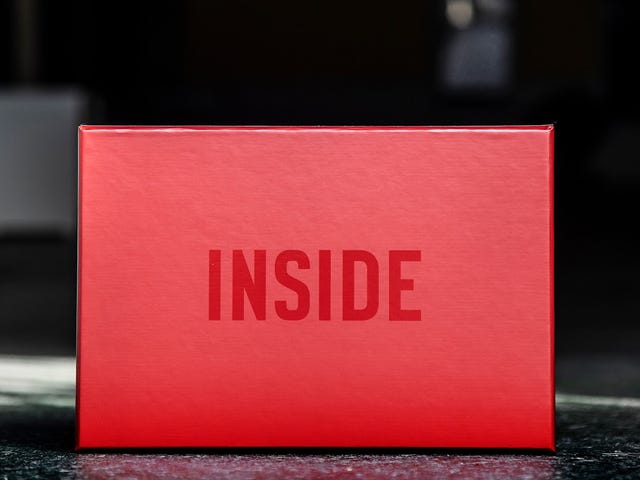 The Contents Of The Secret $375 Inside Collector's Edition Have Been Revealed, And