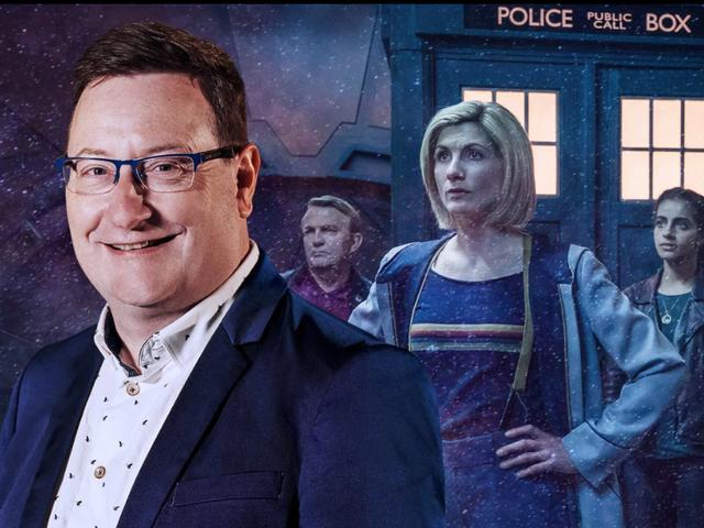 El showrunner de Doctor Who Chris Chibnall habla sobre la temporada 12 y el regreso de los Cybermen