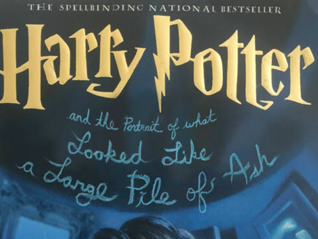 This New Harry Potter Chapter, Written With Predictive Keyboards, Is Magically Unhinged