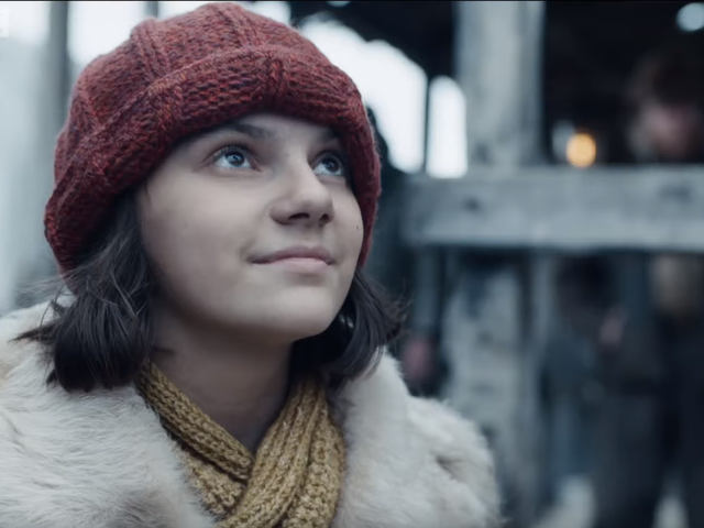 The New His Dark Materials Trailer Spotlights the Girl at the Center of It All