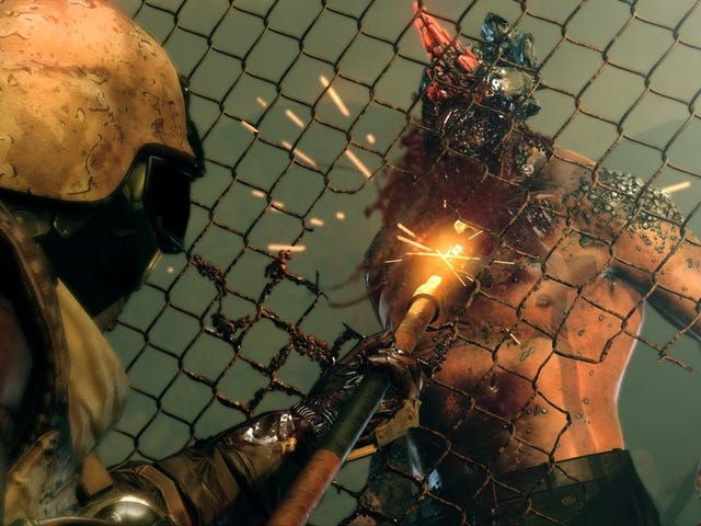 Metal Gear Survive's Beta Is Fun, But It's Not Metal Gear