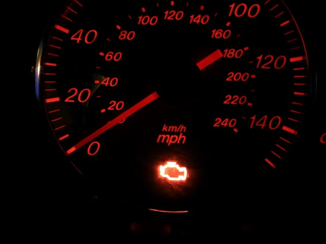 Why Your 'Check Engine' Light Is On