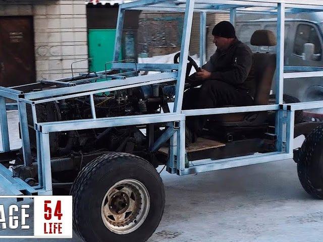 billig G-wagen togs med dig av Vlad