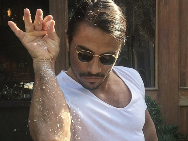 Salt Bae Is Bringing His Meat and Sprinkling to New York City