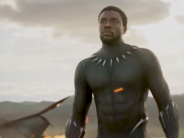 Black Heroes for Hire: Scratching the <i>Black Panther</i> Itch
