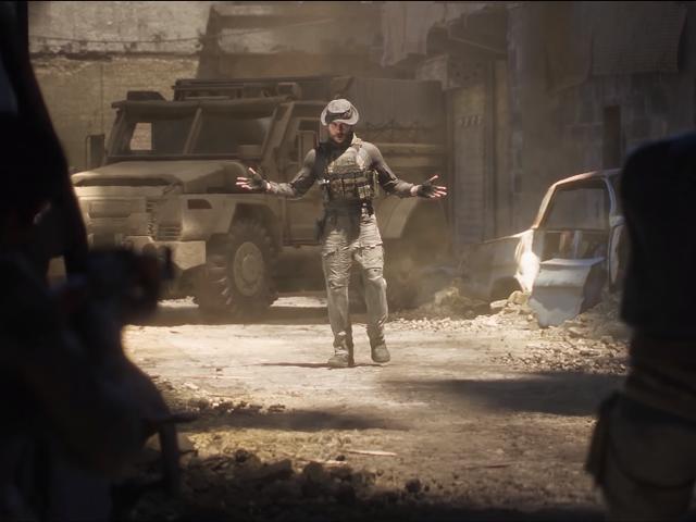 ड्यूटी के आह्वान में पदयात्रा: आधुनिक युद्ध इतने लंपट हैं