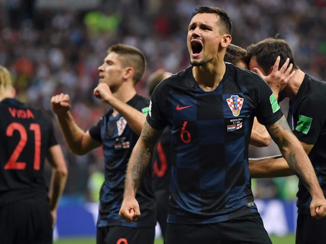 """Dejan Lovren zawieszony za powołanie Sergio Ramosa, Hiszpania Gracze """"Pussies"""""""