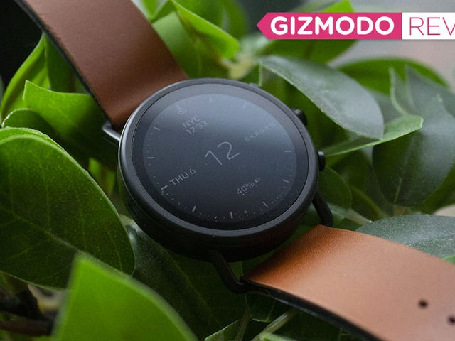 The Best Thing About This Smartwatch Is the Strap