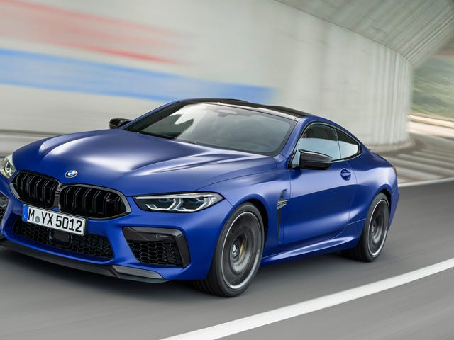 The 2020 BMW M8 Is a 600 HP Rear-Wheel Drive Flagship 30 Years in the Making