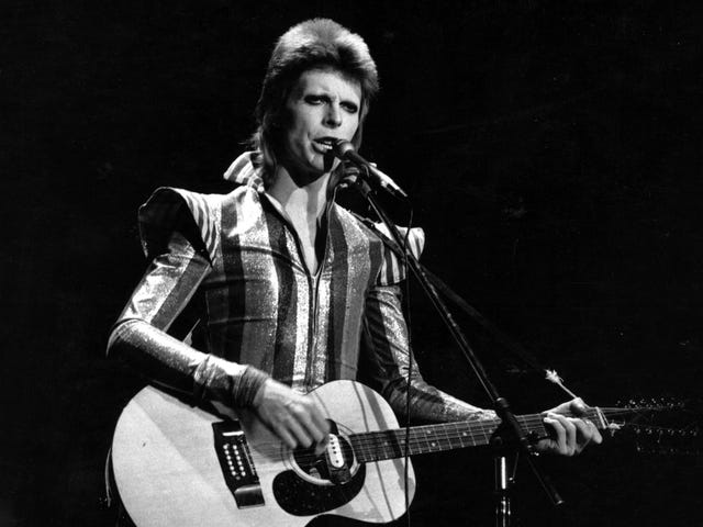 We might get to see David Bowie's first-ever TV appearance as Ziggy Stardust soon