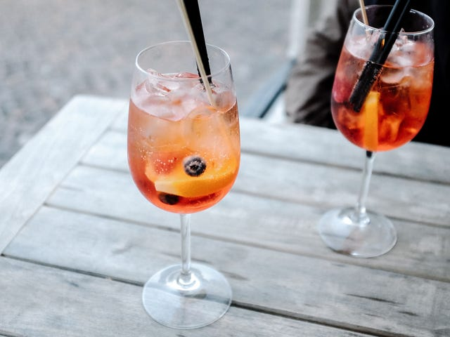 The Aperol Spritz Is Like a Grown Up Orange Soda