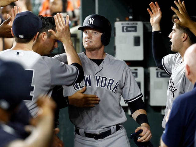 Yankees Play-By-Play Guy Michael Kay Is In Hot Water With Clint Frazier