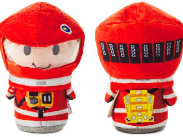 HAL, Buy Me This Amazingly Adorable 2001: A Space Odyssey Plush Dave Bowman, Please