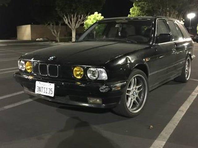 BMW Wagons: Rank them from Bad Idea to Worst Idea!