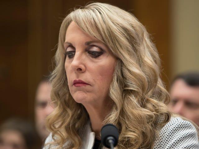 El jefe de gimnasia de EE. UU., Kerry Perry, es expulsado después de nueve meses plagados de escándalos