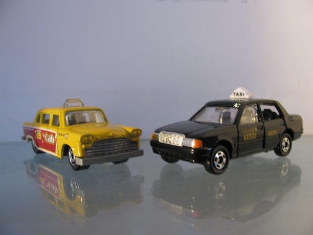 Pete's Taxi service!
