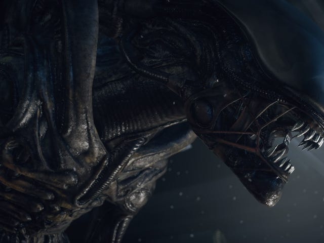 Alien: Isolation Is Too Frustrating On The Switch's Small Screen