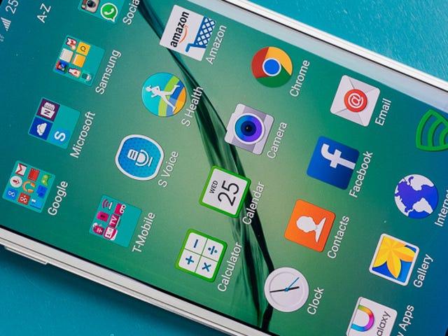 Samsung Galaxy S6 имеет столько же вредоносных программ, сколько когда-либо