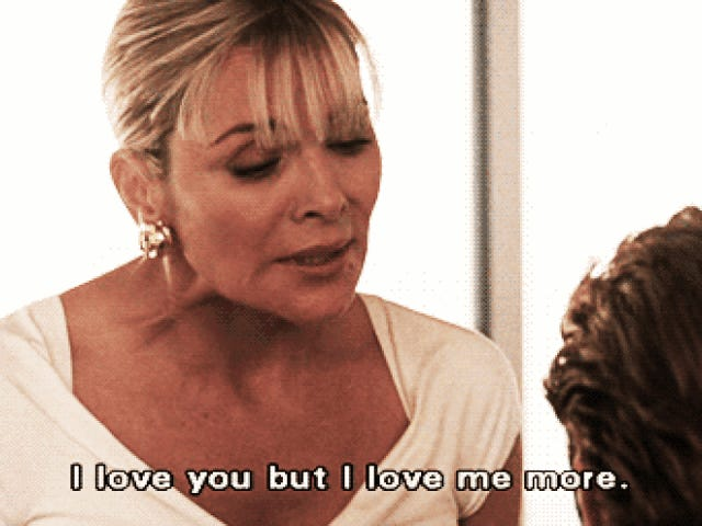 Kim Cattrall Made An 'Empowered Decision' to Not FilmSex and the City 3