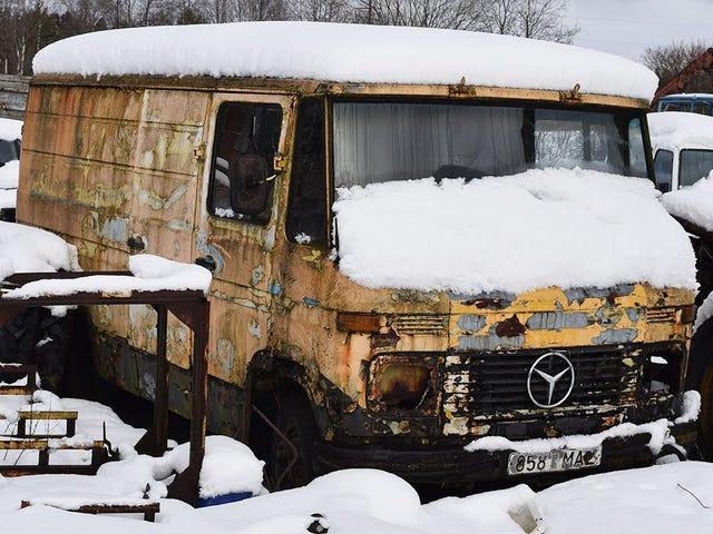 I vecchi diesel non muoiono
